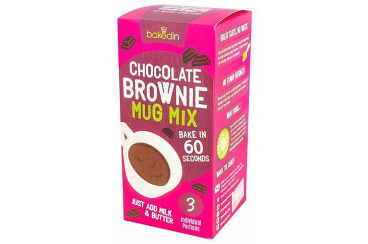 CHOCOLATE BROWNIE MUG CAKE - PACK OF 3 - Woodbridge ...